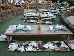 Photo of Maui Old Lahaina Luau Maui Tables
