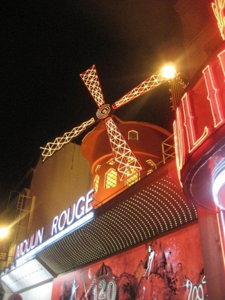 The windmill - Paris