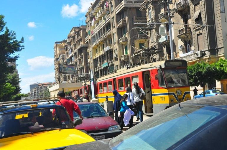 Tour Around Alexandria - Cairo