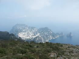 Photo of Rome 3-Day Italy Trip: Naples, Pompeii, Sorrento and Capri View from the top of Capri!