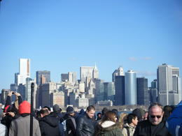 Photo of New York City New York CityPass VUE DE MANHATTAN DU BATEAU