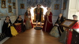 Henry VIII with his girls ))) , Cherny_1612 - January 2012