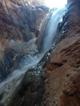 Photo of Las Vegas Grand Canyon White Water Rafting Trip from Las Vegas Waterfall stop