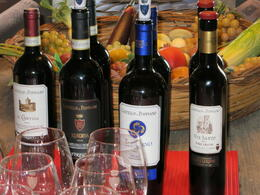 Photo of Florence Taste of Chianti: Tuscan Cheese, Wine and Lunch from Florence Wine digustation