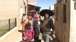 Photo of Phoenix Day trip to Tombstone Arizona and San Xavier Mission from Phoenix Wyatt Earp Day