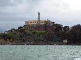 The bay cruise takes you up close and personal to Alcatraz. , Dawn C - April 2014
