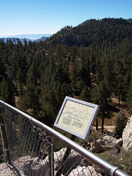 Photo of Palm Springs Palm Springs Aerial Tramway Amazing View