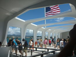 Photo of Oahu Arizona Memorial, Pearl Harbor and Punchbowl Sightseeing Tour Arizona  Memorial.