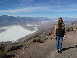 Hanging at Death Valley - August 2012