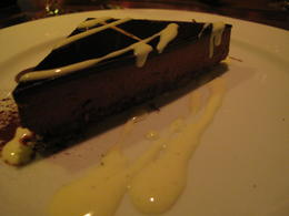 The dessert was incredible! , aw - December 2011