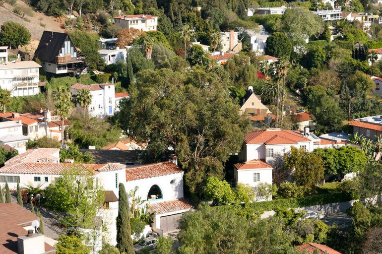 Homes of Rich and Famous - Los Angeles