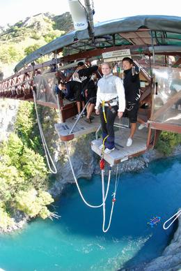 Photo of Queenstown The Original Kawarau Bridge Bungy Jump in Queenstown I almost chickened out