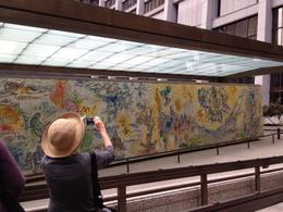 Photo of Chicago Chicago Walking Tour: Tiffany Art Glass Landmarks Marc Chagall mosaic