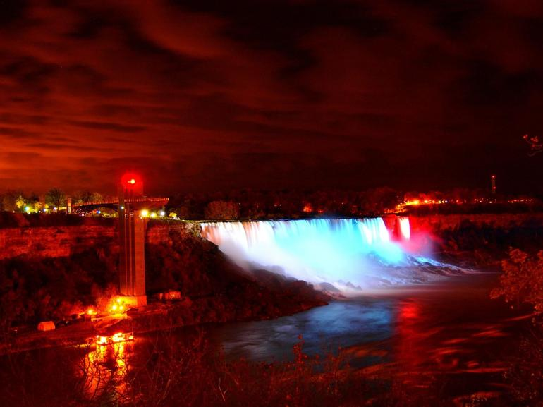 Niagara Fall - American side - New York City