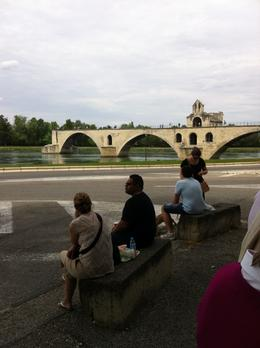 The bridge ruin in Avignon. , Sue D - May 2014
