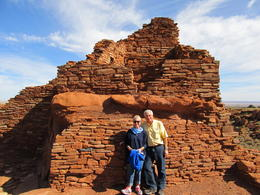 Pueblo excavation site visited on way from Sedona to Grand Canyon. , Alan S - November 2014