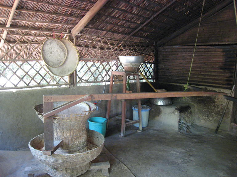 Rice mill - Ho Chi Minh City