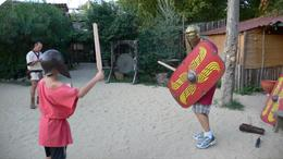 Photo of Rome Roman Gladiator School: Learn How to Become a Gladiator Rome Gladiator School
