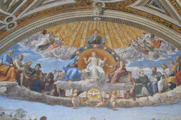 Photo of Rome Skip the Line: Vatican Museums Walking Tour including Sistine Chapel, Raphael's Rooms and St Peter's Rome..The vatican