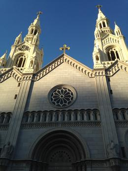 Photo of San Francisco Little Italy and North Beach Walking Tour Saints Peter  and  Paul Church