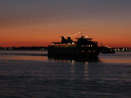 Photo of New York City Circle Line: Harbor Lights Night Cruise Sunset on the NYC Harbor Lights Cruise