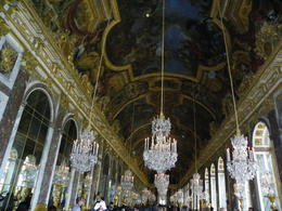Photo of Paris Versailles Guided Tour with Optional Fountain Show the mirror hallway was fantastic