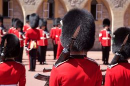 Changing of the Guard at Windsor Castle. , Joe V - July 2015