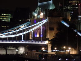 Photo of London The London Showboat Dinner Cruise on the Thames River Tower Bridge