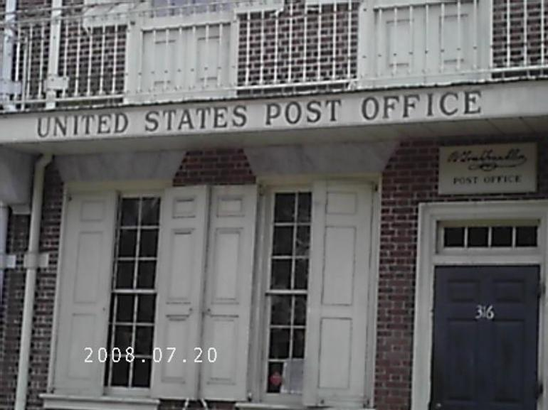 US Post Office - Philadelphia