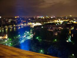 Photo of Paris Eiffel Tower Dinner and Seine River Cruise View from the Eiffel Tower