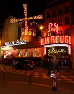 Photo of Paris Moulin Rouge Show Paris AMAZING night!