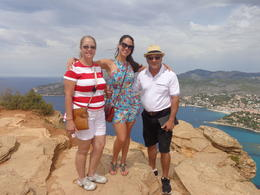 Photo of Marseille Private Tour: Marseille and Cassis Day Trip Cap Canaille