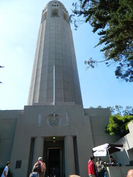 Photo of San Francisco Food Lover's Sightseeing Tour of San Francisco Coit Tower