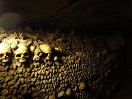 Photo of Paris Skip the Line: Catacombs of Paris Small-Group Walking Tour DSC00706