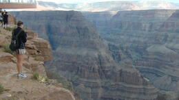 Photo of Las Vegas Grand Canyon West Rim Air and Ground Day Trip from Las Vegas with Optional Skywalk DSC01046