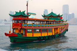 Photo of Hong Kong Hong Kong Sunset Cruise plus Dinner at the Jumbo Floating Restaurant DSC01443
