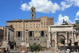 Photo of Rome Skip the Line: Ancient Rome and Colosseum Half-Day Walking Tour Forum