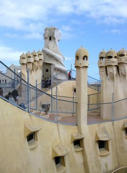 Photo of Barcelona Skip the Line: Best of Barcelona Tour including Sagrada Familia Gaudi apartments from the early 1900s