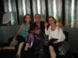 Girls of the Madame Tussauds Mansion!, Edward S - May 2012