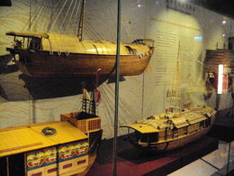 Models of ancient boats , suebishop2514 - October 2015