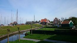 Photo of Amsterdam Dutch Windmills and Countryside Day Trip from Amsterdam Including Cheese Tasting in Edam Marken's harbour