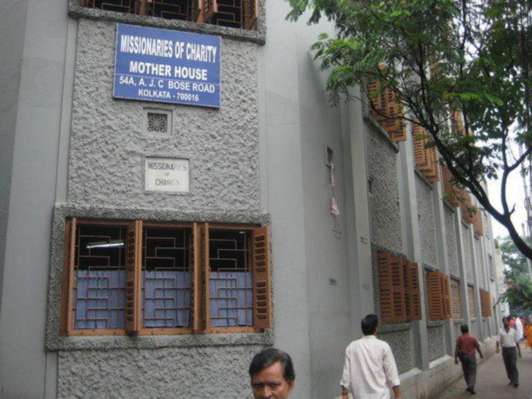 Mother House - Kolkata