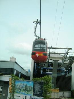 We took this to go up to Mount Titlis! , Lin M - April 2012