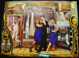 I with beautiful Tango dancers. , 1muneca - October 2014