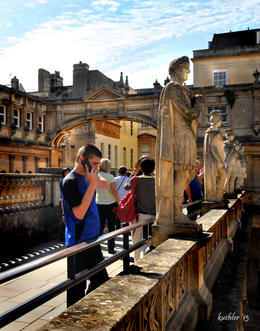 Photo of London Stonehenge, Windsor Castle and Bath Day Trip from London Roman Baths in Bath