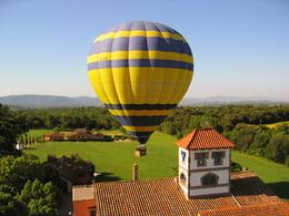 Photo of Barcelona Hot Air Balloon Flight over Catalonia Spain Balloon