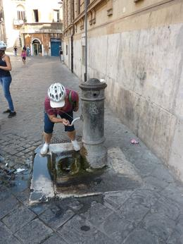 Have you noticed all the different fountains scattered over the city? , Marie P - November 2012