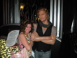 Photo of Las Vegas Madame Tussauds Las Vegas Alesia and Matthew