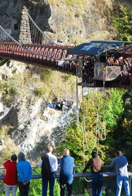 Photo of Queenstown The Original Kawarau Bridge Bungy Jump in Queenstown And jump away