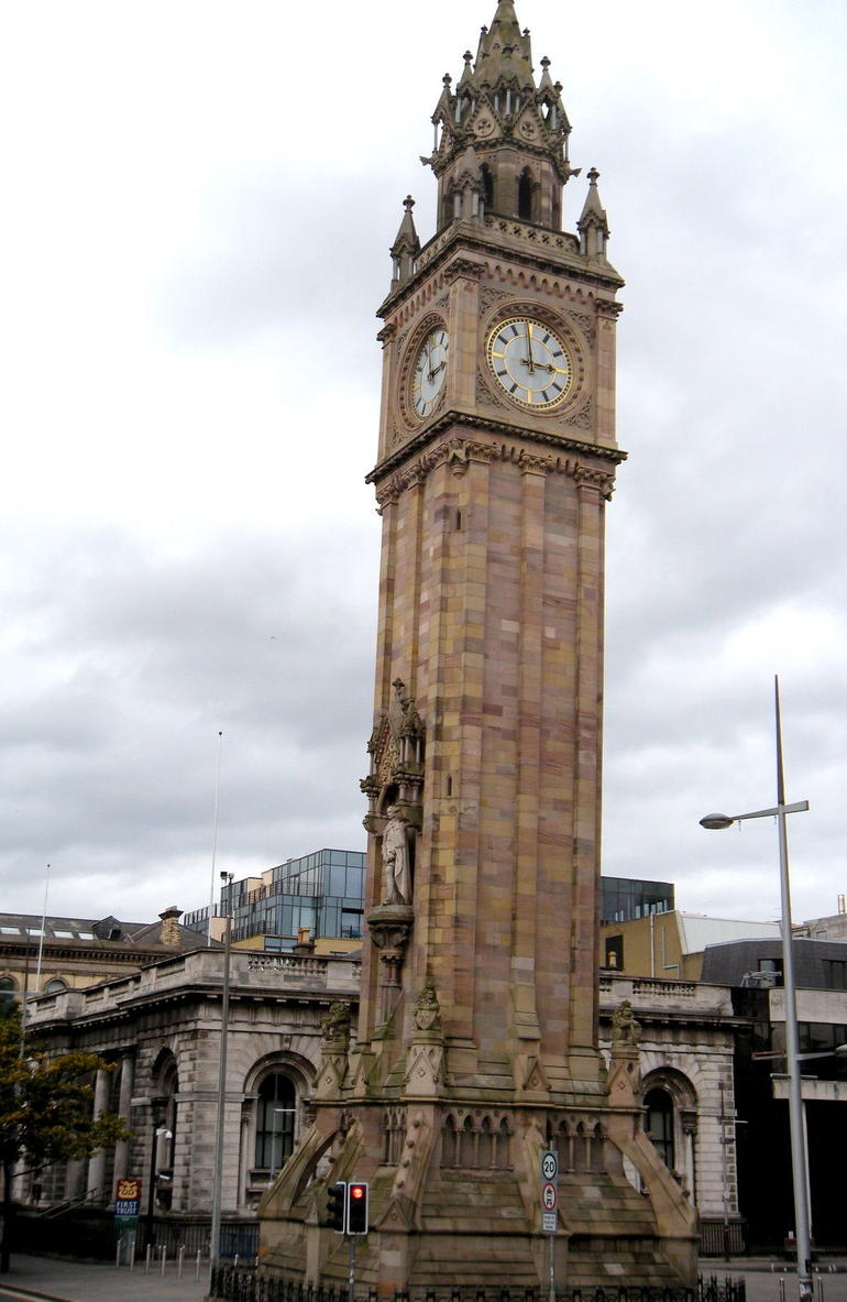 and quot;Leaning Tower of Belfast and quot; - Dublin